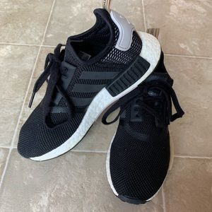 Adidas nmd shoes, women's size 5, lightly worn